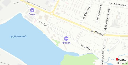 1 Мая улица в Выксе с номерами домов на карте. Спутник и схема онлайн