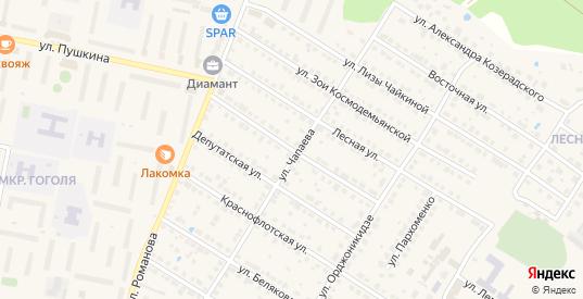 Улица Чайковского в Выксе с номерами домов на карте. Спутник и схема онлайн