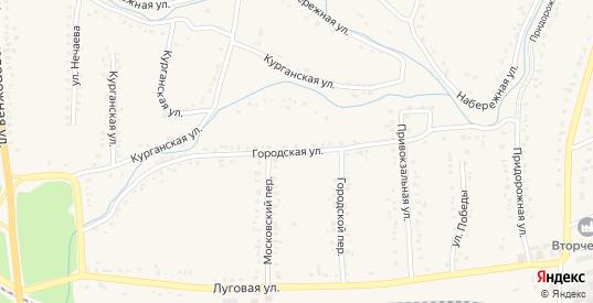 Городская улица в Уварово с номерами домов на карте. Спутник и схема онлайн