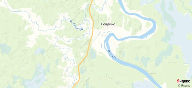 Стуковская на карте