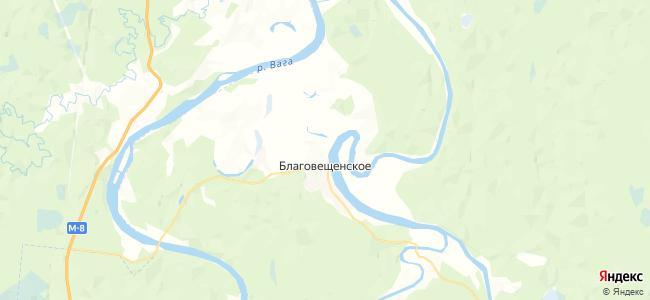 Пловская на карте