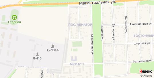 Улица Артюхина в Кирсанове с номерами домов на карте. Спутник и схема онлайн
