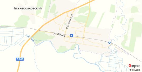 Карта Суровикино с улицами и домами подробная. Показать со спутника номера домов онлайн