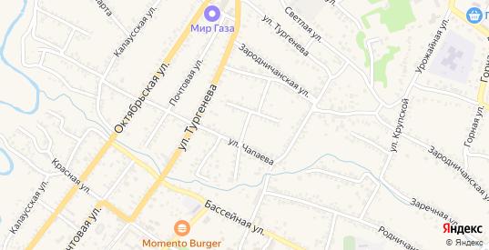 Пролетарская улица в Светлограде с номерами домов на карте. Спутник и схема онлайн
