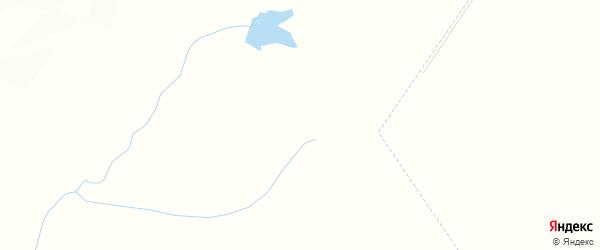 Карта поселка Рязановки в Пензенской области с улицами и номерами домов