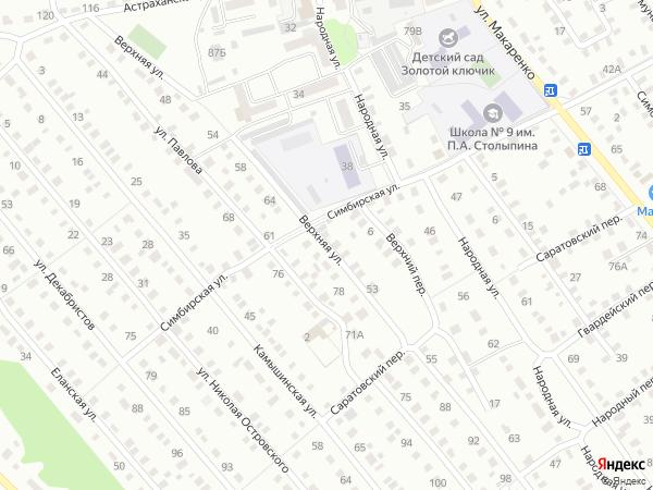 Карта навли с улицами фотографиями
