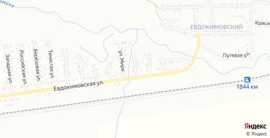 Маленький переулок в Минеральных Водах с номерами домов на карте. Спутник и схема онлайн