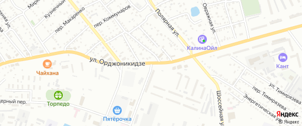 Восточная улица на карте Балашова с номерами домов