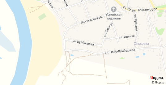 Улица Куйбышева в Темникове с номерами домов на карте. Спутник и схема онлайн