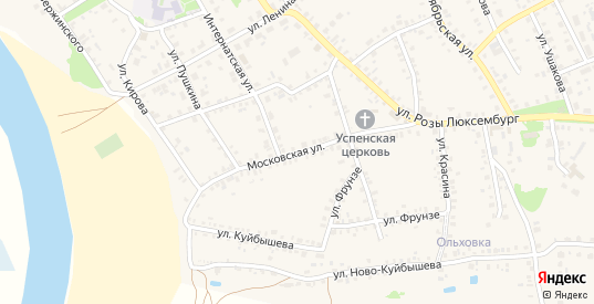 Московская улица в Темникове с номерами домов на карте. Спутник и схема онлайн