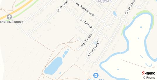 Улица Свердлова в Ворсме с номерами домов на карте. Спутник и схема онлайн