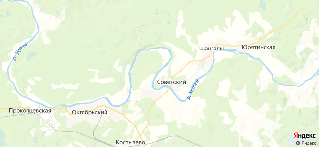 Степанов Прилук на карте
