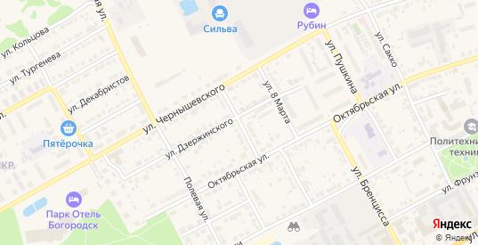 Спортивная улица в Богородске с номерами домов на карте. Спутник и схема онлайн