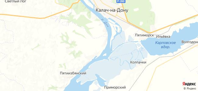 Кумовка на карте