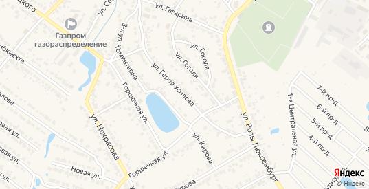 Улица Усилова в Богородске с номерами домов на карте. Спутник и схема онлайн