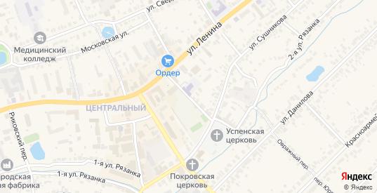 Улица Красная площадь в Богородске с номерами домов на карте. Спутник и схема онлайн