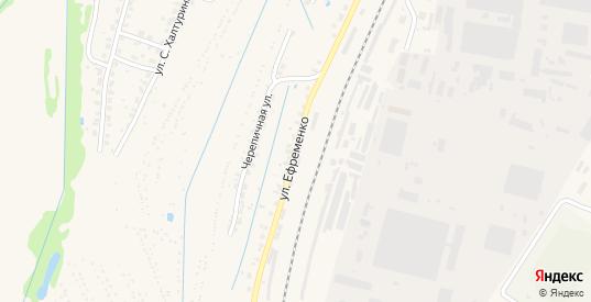 Территория гк ул Ефременко в Балахне с номерами домов на карте. Спутник и схема онлайн