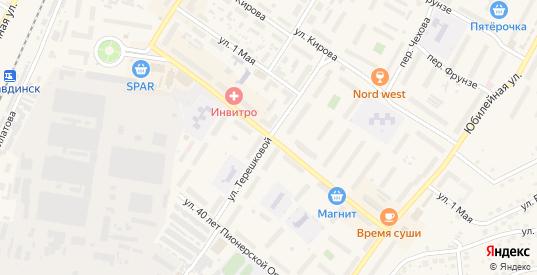 Территория гк ул Коммунистическая у дома 2 в Балахне с номерами домов на карте. Спутник и схема онлайн
