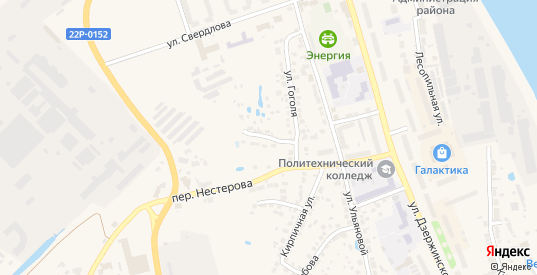 Рабочий переулок в Балахне с номерами домов на карте. Спутник и схема онлайн
