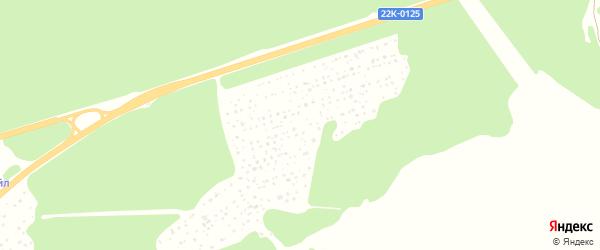 Улица Южная сторона Лесная Поляна на карте деревни Шумилово Нижегородской области с номерами домов
