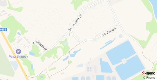 Улица Борки в Балахне с номерами домов на карте. Спутник и схема онлайн