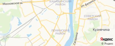 Суворова Наталья Кирилловна, адрес работы: г Нижний Новгород, пр-кт Ленина, д 34