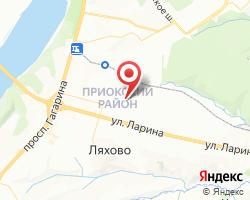 Представительство «ЖелДорЭкспедиция» Нижний Новгород