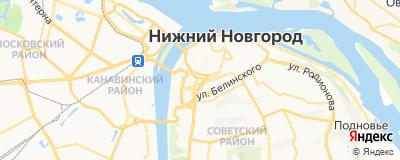 Исупова Инна Александровна, адрес работы: г Нижний Новгород, ул Новая, д 51