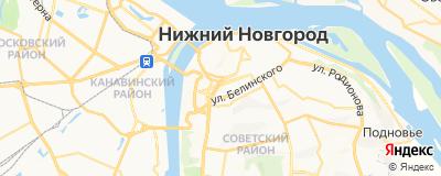 Чистов Андрей Александрович, адрес работы: г Нижний Новгород, ул Новая, д 34Б