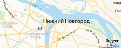 Мамаева Марина Евгеньевна, адрес работы: г Нижний Новгород, ул Ильинская, д 14