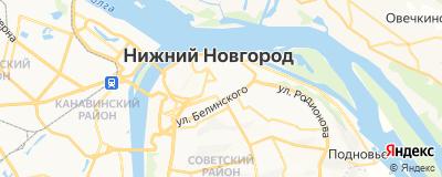 Рыжкина Нина Александровна, адрес работы: г Нижний Новгород, ул Варварская, д 42