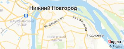 Данилина Эльвира Ивановна, адрес работы: г Нижний Новгород, ул Ижорская, д 50