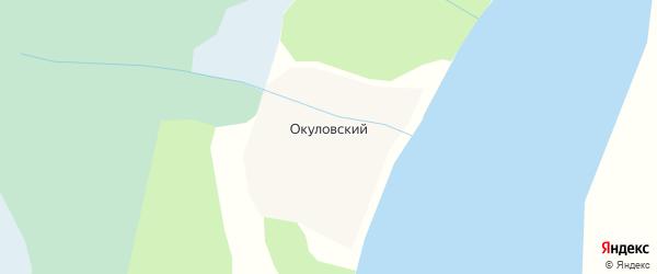 Карта Окуловского поселка в Архангельской области с улицами и номерами домов