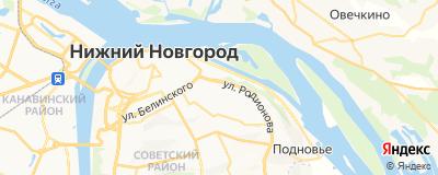 Карева Елена Юрьевна, адрес работы: г Нижний Новгород, ул Донецкая, д 4