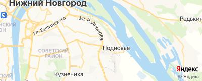 Романова Марина Ивановна, адрес работы: г Нижний Новгород, ул Родионова, д 195