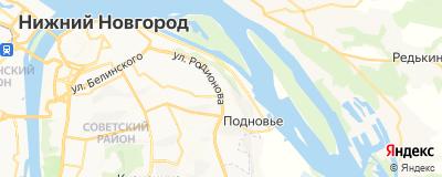 Смирнова Ирина Ивановна, адрес работы: г Нижний Новгород, ул Родионова, д 190Д