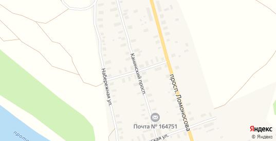 Мезенская улица в Мезени с номерами домов на карте. Спутник и схема онлайн