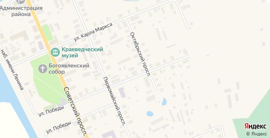 Песчаная улица в Мезени с номерами домов на карте. Спутник и схема онлайн