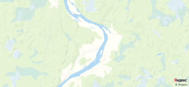 Чакола на карте