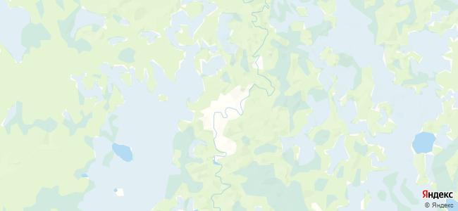 Прилуковская на карте
