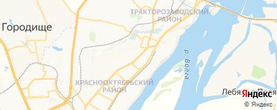 Пономарева Лариса Васильевна, адрес работы: г Волгоград, ул Ополченская, д 40