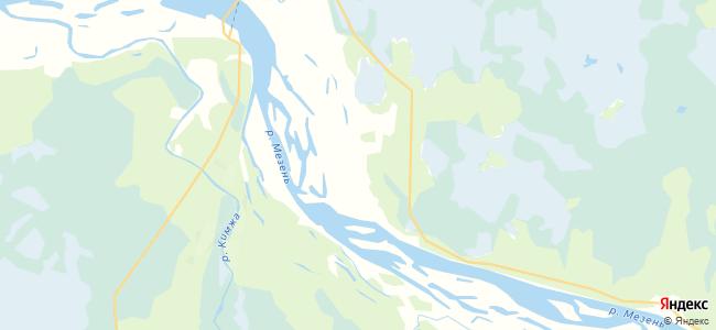 Петрова на карте