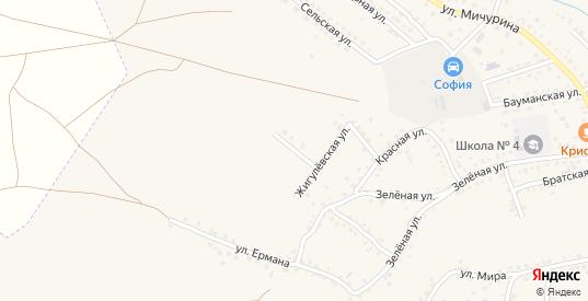 Российская улица в Котово с номерами домов на карте. Спутник и схема онлайн