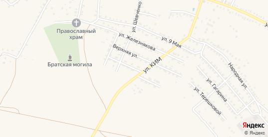 Юбилейная улица в Котово с номерами домов на карте. Спутник и схема онлайн