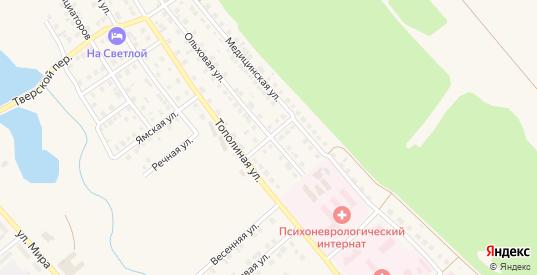 Центральная улица в Котово с номерами домов на карте. Спутник и схема онлайн