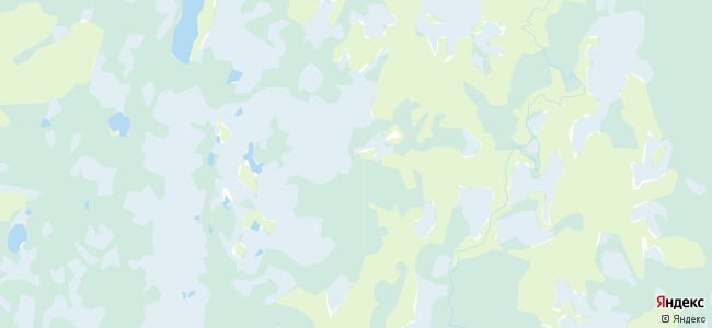 Окуловское на карте
