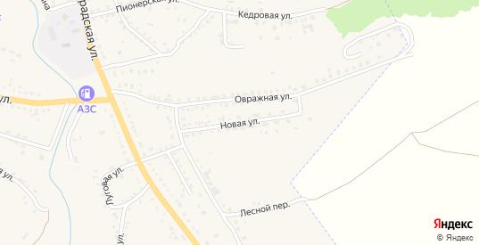 Новая улица в Котово с номерами домов на карте. Спутник и схема онлайн