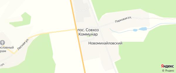 СНТ КС Министерства экономики РМ на карте поселка Совхоза