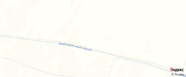 Карта села Бено-Юрт в Чечне с улицами и номерами домов