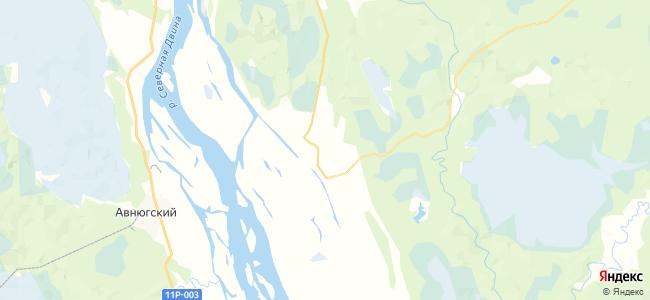 Семеновская-2 на карте